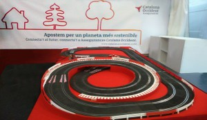 scalextric fira expoelectric stand catalana occident assegurances
